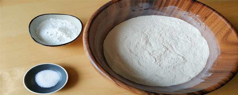 淀粉是面粉吗